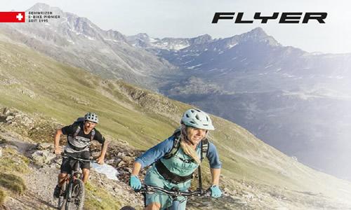 Flyer E-Bikes 2020 Katalog