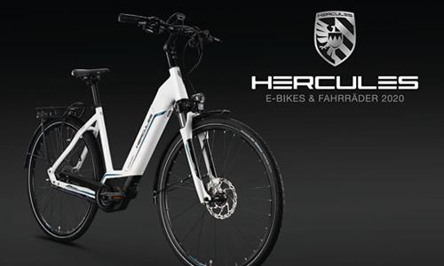 HERCULES E-Bikes & Fahrräder 2020 Katalog