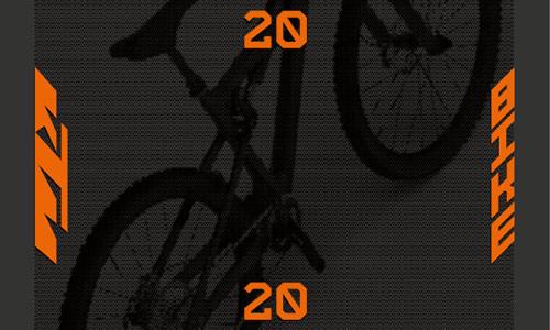 KTM Bikes Katalog 2020