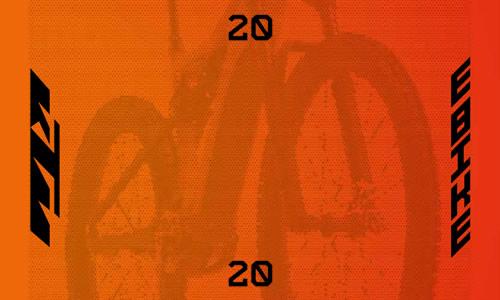 KTM E-Bikes Katalog 2020