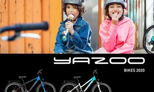 YAZOO Bikes 2020 Katalog