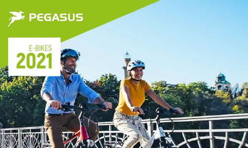 Pegasus E-Bike Katalog 2021